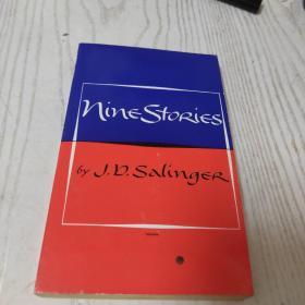 Nine Stories 塞林格 九故事英文原版