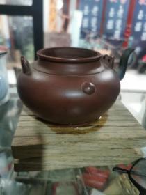 清代紫沙壶