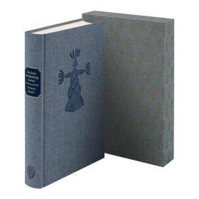 预售远离尘嚣托马斯哈代作品folio豪华版Far from the Madding Crowd folio deluxe