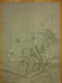 北京画院,王庆升,老师课堂画稿,画的惟妙惟肖,保真