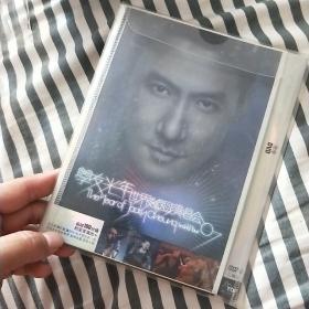 学友光年世界巡回演唱会dvd(3碟装)