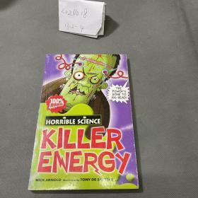 英文原版:KILLER ENERGY.