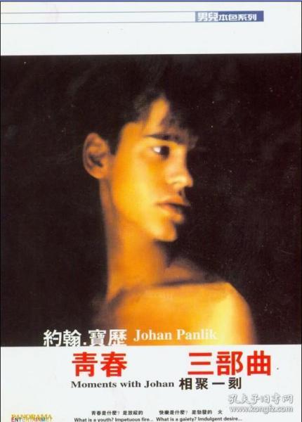约翰.宝历Johan Paulik 青春三部曲之相聚一刻 DVD