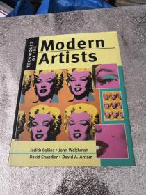 Techniques of the Modern Artists