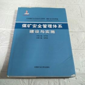 中国煤矿安全技术与管理·煤矿安全管理篇:煤矿安全管理体系建设与实施