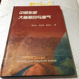 中国东部大陆裂谷与油气