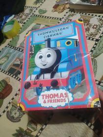 Thomas Story Library (40 books) 小火车托马斯经典故事集(全套40本,实存38本合售,外函套有损,内书如新。)