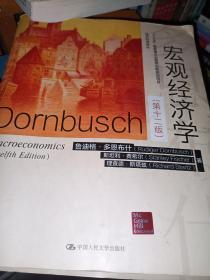 宏观经济学(第十二版)(经济科学译丛)多恩布什