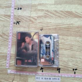 磁带:  王杰 我