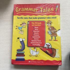 Grammar Tales:10 册盒装(未拆封)