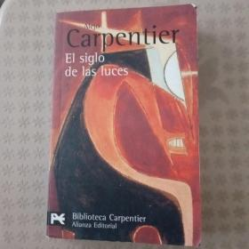 EL  siglo   de  las   luces【内页有点划线笔记】