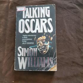 SIMON WILLIAMS Talking Oscars 32开【258】