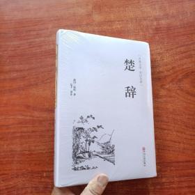 楚辞(古典文学 全注全译)全新塑封