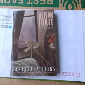 ALISON LURIE FOREIGN AFFAIRS