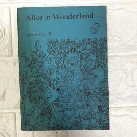 Alice in Wonderland 英文书