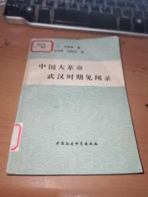 中国大革命武汉时期见闻录