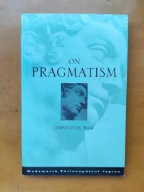 On Pragmatism Cornelis de Waal