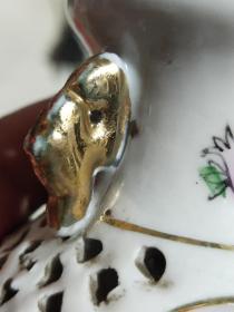 镂空手绘花瓶