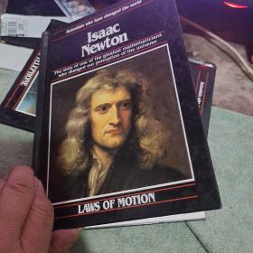 isaac newton[艾萨克 牛顿](32开)精装
