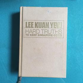 LEE KUAN YEW HARD TRUTHS(塑封9品后图发货)