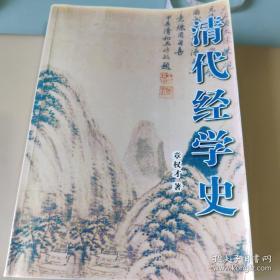 章权才清代经学史,吴雁南清代经学史通论