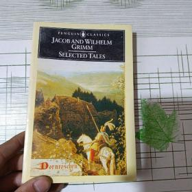 格林童话精选 英文
