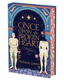 *推荐收藏*「作者签名限量编号版」「10月中到货」Once Upon A Broken Heart 碎心之旅(暂译名) 书口彩绘 限量编号1000册 一版一印 英国原版 精装