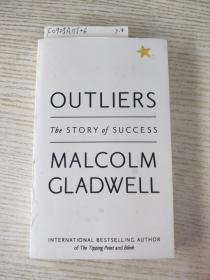 Outliers:The Story of Sucess(国产非原版进口)