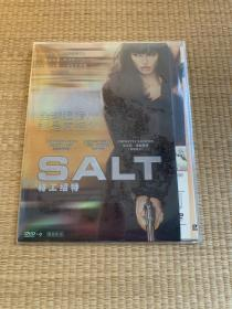 DVD/特工绍特SALT(安吉丽娜.朱莉ANGELINA JOLIE)国语配音