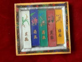 """八十年代徽州""""万紫千红""""彩墨一盒"""