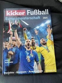 2020欧洲杯足球画册 踢球者原版欧洲杯世界杯画册 world cup赛后特刊 包邮