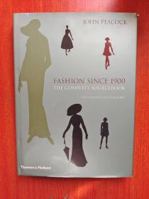 Fashion Since 1900:The Complete Sourcebook, Second Edition  16K