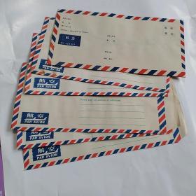 老航空信封6枚