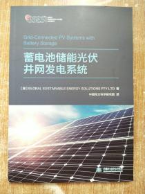 蓄电池储能光伏并网发电系统【库存书】