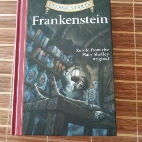 Classic Starts: Frankenstein玛丽·雪莱《科学怪人》9781402726668