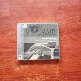 光盘《莫扎特钢琴奏鸣曲 vol.4》塑封未拆
