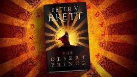 *推荐收藏* 「作者签名限量编号版」「8月底到货」The Desert Prince 沙漠王子(暂译名) 书口三面刷色 限量编号1000册 一版一印 英国原版 精装