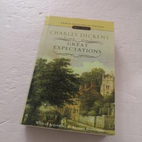 Great Expectations  远大前程  平装