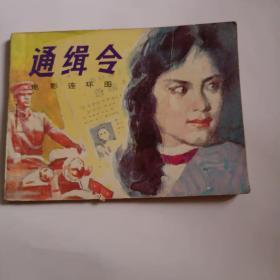 通缉令(广西电影制片厂摄制)