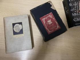 (限印签名本)The Life of Samuel Johnson   鲍斯威尔《约翰逊传》,王佐良先生说是英语中最完美的传记,董桥:英国人都爱鲍斯韦尔的《约翰逊传》,爱佩皮斯的《日记》,说是最佳床边名著。布面精装毛边本,限印一千册,经常给Heritage Press 画插图的插画家Gordon Ross签名版,1945年老版书,16开,带书匣