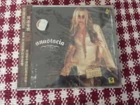 CD:安娜贾西亚同名专辑,未拆封