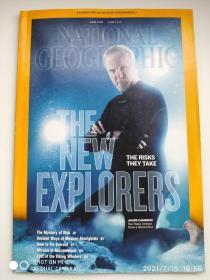 NATIONAL GEOGRAPHIC 美国国家地理杂志 英文版 2013年6月