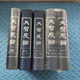 大智度论(全五册)