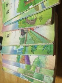九年义务教育六年制小学教科书    数学  2—10册