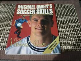 外文版MICHAEL OWENS SOCCER SKILLS 迈克尔·欧文斯的足球技术
