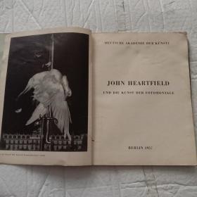 JOHN HEARTFIELDUND DIE KUNST DER FOTOMONTAGE