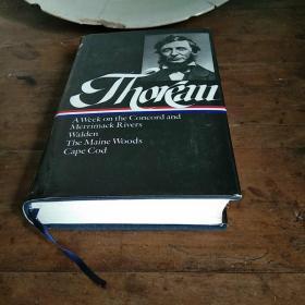 Henry David Thoreau梭罗文集