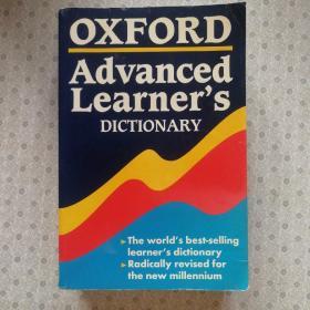 Oxford Advanced Learner's Dictinary  Sixth edition  Sally Wehmeier  美国进口原版第六版