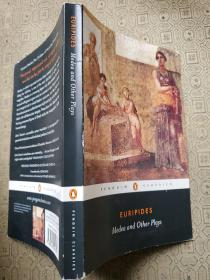 Euripides Medea and Other Plays(英文原版)