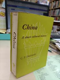 China:A Short Cultural History